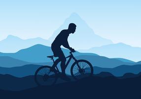 vettore gratuito bicicleta