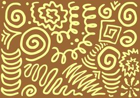 Squiggle Complicated Free Vector
