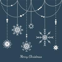 Sfondo vettoriale di Natale