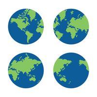 Mappa globale vettore
