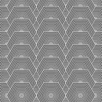 motivo geometrico senza soluzione di continuità, motivo geometrico modificabile per gli sfondi vettore