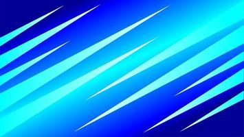 sfondo astratto di triangolare geometrico diagonale blu vettore