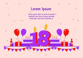 18 ° compleanno