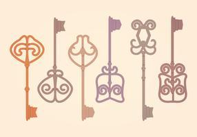 Set di chiavi vettoriali