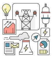 Centrale elettrica lineare