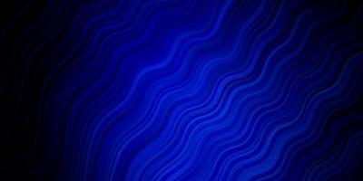 trama blu scuro con arco circolare.