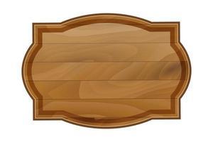 segno di tavola di legno