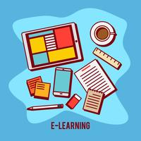 E-Learning tramite tablet