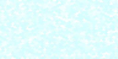 layout vettoriale azzurro con linee, rettangoli.
