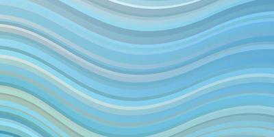 texture vettoriale azzurro, verde con linee ironiche.