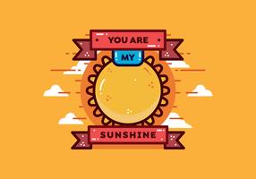 Sei il mio vettore di sole