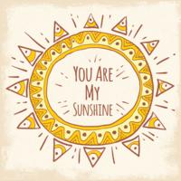 Sei il mio sole