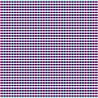 blu e rosa tovaglia percalle seamless disegno vettoriale. motivo di sfondo plaid blu e rosa vettore