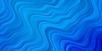 modello vettoriale azzurro con linee ironiche.