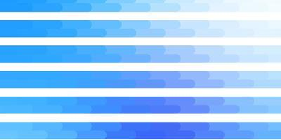 modello vettoriale azzurro con linee.