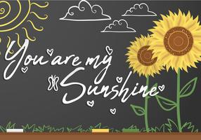 Sei il mio raggio di sole
