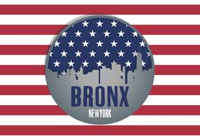 Illustrazione del Bronx d'epoca
