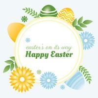Elementi di vettore di vacanze di Pasqua