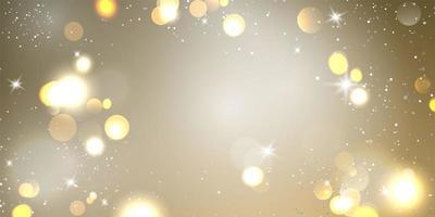 elemento di luce sfocatura astratta che può essere utilizzato per sfondo bokeh decorativo. vettore
