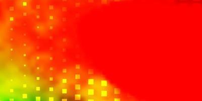 sfondo vettoriale multicolore chiaro in stile poligonale.