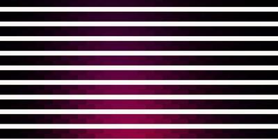 modello vettoriale rosa scuro con linee.
