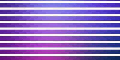 texture vettoriale viola chiaro, rosa con linee.