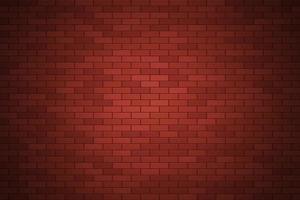 illustrazione di progettazione di vettore del fondo del muro di mattoni