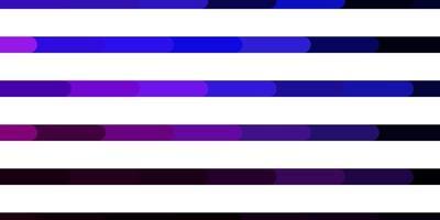 modello vettoriale rosa scuro, blu con linee.