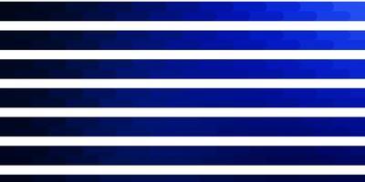 sfondo vettoriale blu scuro con linee.