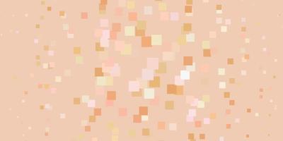 modello vettoriale rosa chiaro, verde con rettangoli.
