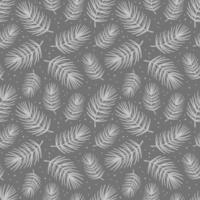 elemento di albero di pino ramo di abete rosso. seamless texture di sfondo. vettore