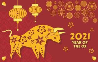 bue d'oro 2021 capodanno cinese