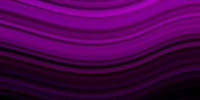 sfondo vettoriale rosa scuro con linee ironiche.