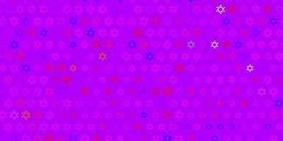 trama vettoriale rosa scuro, rosso con simboli di malattia.