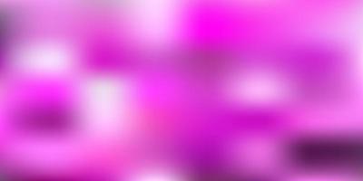 sfondo sfocato sfumato vettoriale rosa scuro.