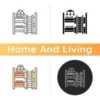 icona di mobili per camerette per neonati e bambini
