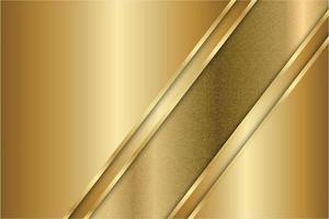metallico d'oro con glitter dorati vettore
