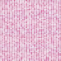 Fondo del modello del cuore di giorno di biglietti di S. Valentino