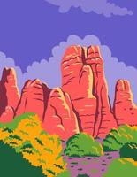 parco nazionale di canyonlands a moab utah
