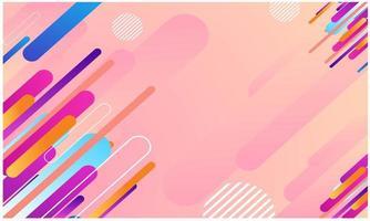 sfondo colorato flusso. sfondo astratto forme colorate