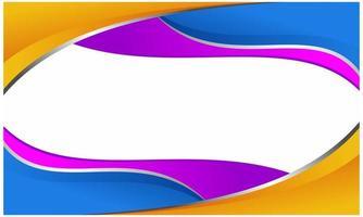 concetto di sfondo astratto. sfondo colorato flusso