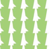 vettore seamless texture di sfondo pattern. colori disegnati a mano, verdi, bianchi.