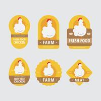 Illustrazione di Logo del mercato degli agricoltori