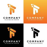 design del logo monogramma