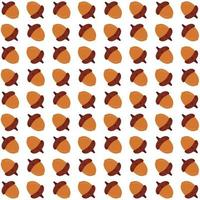 ghiande gialle seamless pattern