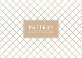 linee incrociate pattern di sfondo con texture disegno vettoriale