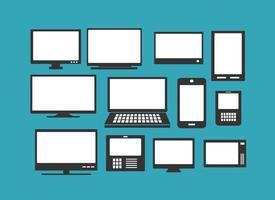 monitor di parti di computer