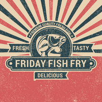 Venerdì Pesce fritto