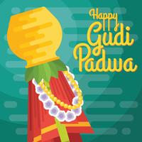 Illustrazione di Gudi Padwa