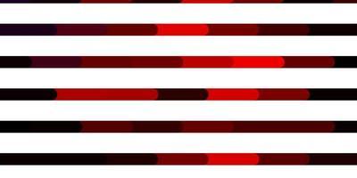 sfondo vettoriale rosa scuro, rosso con linee.